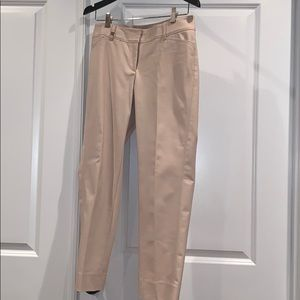 Ankle crop pants